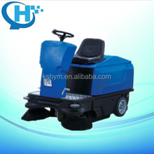 industrial electric road sweeper