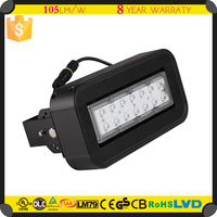 UL DLC dimmable IP 65 50W led flood light 5000 lumens high bay lighting