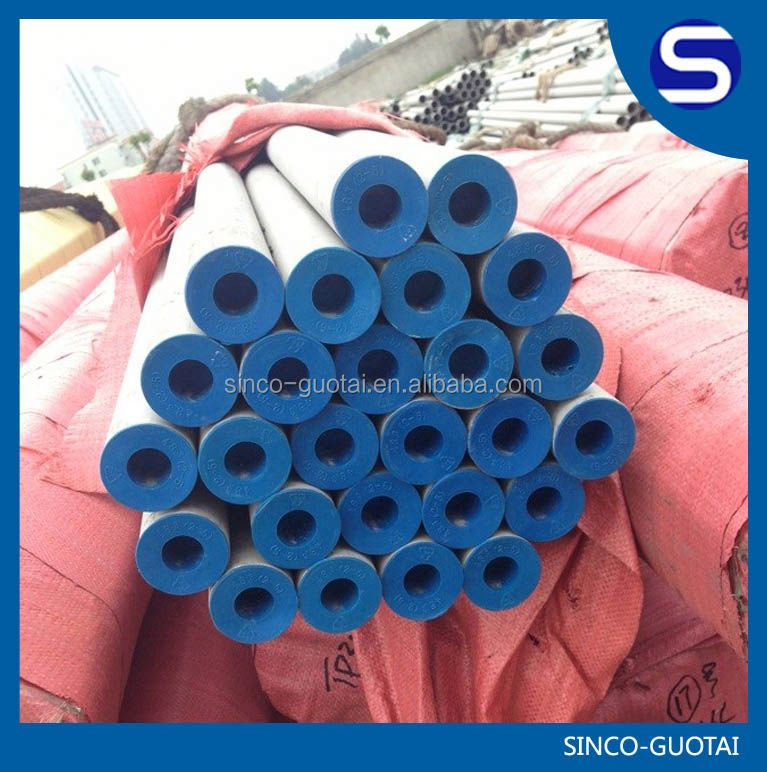 supplier of astm a312 tp304l seamless stainless steel pipe