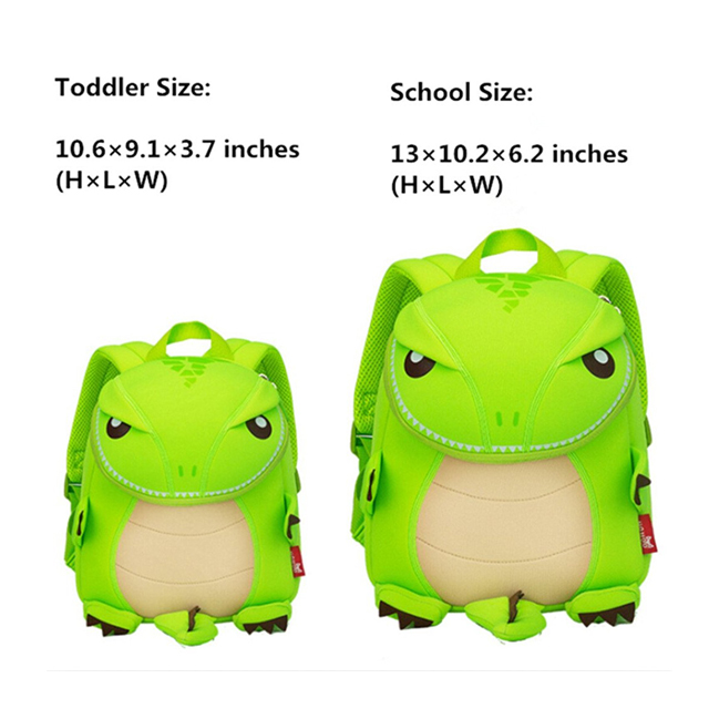 Special-designed Durable Lovely Kids Cartoon Picture of School Bag
