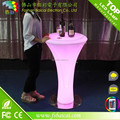 Creative Lighting Barstool LED Outdoor Furniture/ led color changes bar chair