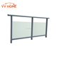 Hight Quality and Durable outdoor aluminum glass balustrade
