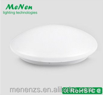 Popular surface mounted motion radar sensor led ceiling lamp with pmma cover