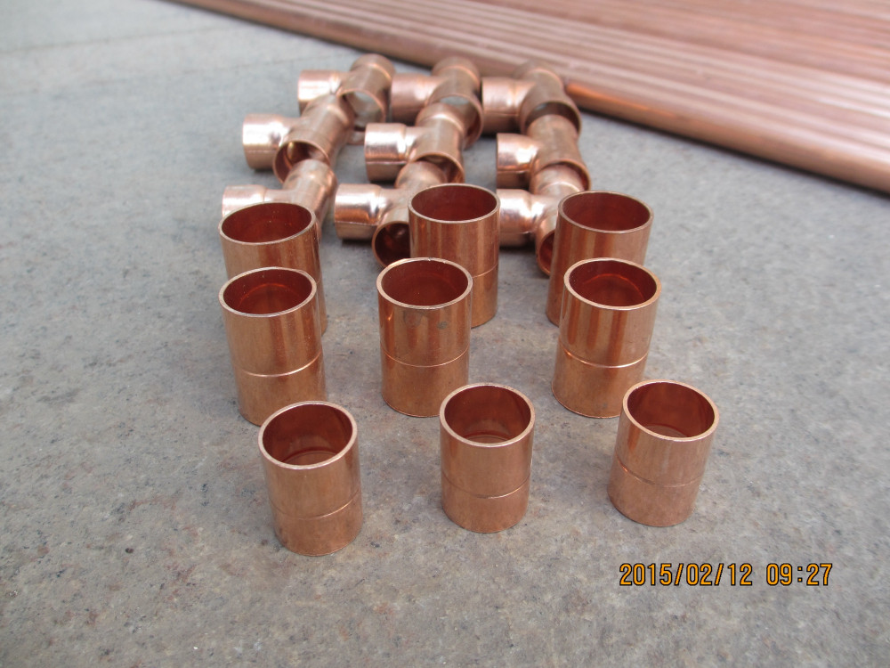 Copper water tube buy copper tube copper water tube for Copper pipe cost