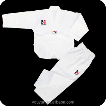 Kids V-collar taekwondo uniforms,suits,doboks,martial arts