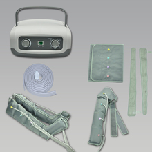 Professional lymphatic drainage massage digital therapy system machine