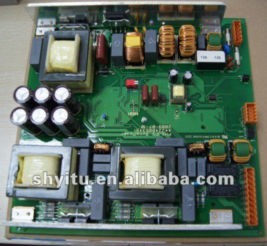Electronic ballast for UV light Dynapower UV lamp driver 208-277V
