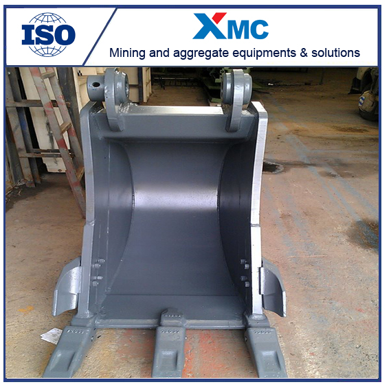 Wear-resistance bucket teeth excavator screen bucket