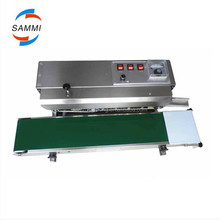Bottom price best selling inflatable plastic film sealing machine 150 horizontal band sealing machine