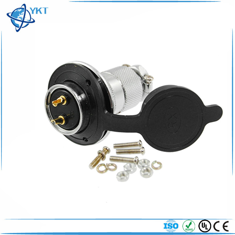 Waterproof Electrical Deck Plug Circular Cable Connector