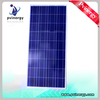 A Grade Cell High Efficiency 150W Poly-Crystalline CE/TUV/RoHS Approval Standard Solar Panel