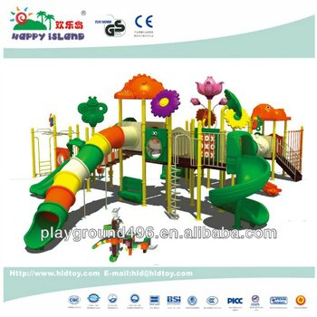 large outdoor kids playground equipment on sale