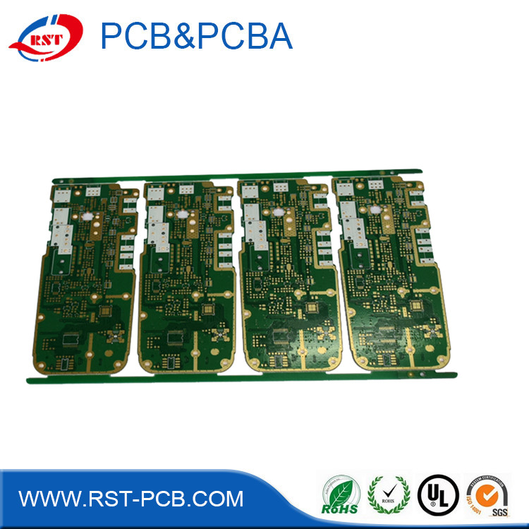 manufacturing Metal core aluminum PCB Pcb Circuit Boards for lcd led bulb