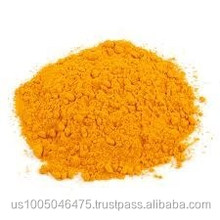 Turmeric powder leaf