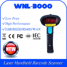 WNL-3000 tablet pc not QR code 1D laser handheld bar code reader for andriod mobile phone