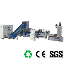 JFX-Plastic Granules Making Machine/Bottle Recycling Machine