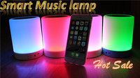 2016 High Quality Mini Portable LED Bluetooth Speaker for iphone Android