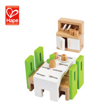 New low MOQ children toy mini furniture for doll house