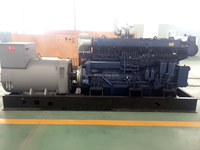 Big power genset 170 series 500KVA 400KW marine diesel generator 50HZ for sale