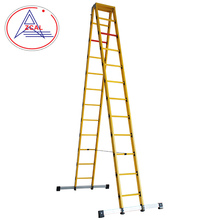 Portable Heavy Duty durable Double Sides Step Ladder