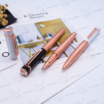 promotion customizable copper roller pens
