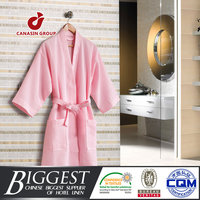 hot sale w hilton hotel quality bathrobe
