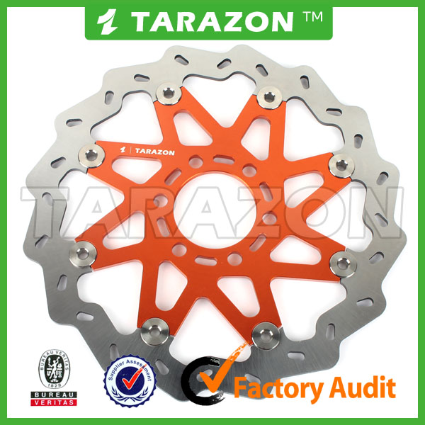 Tarazon brand 280mm oversize floating brake disc rotor
