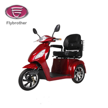 Hot sale Superior quality three wheel covered scooter motorcycle