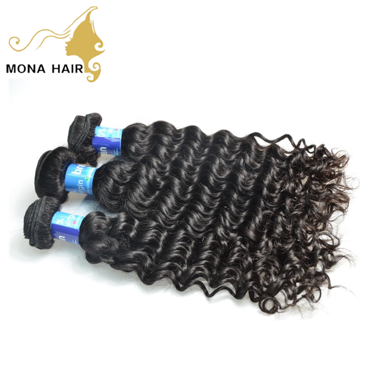 Top grade cuticle aligned unprocessed virgin human hair extension