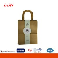 New Products 2016 Promotional Printed Paper Bag