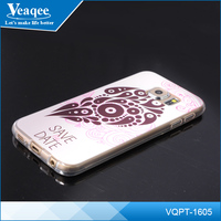 Veaqee Custom Printing Mobile phone tpu case for iphone 6,Soft Transparent clear tpu case for iphone 6s,Gel case For iphone 6s