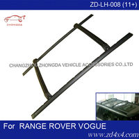 RANGE ROVER VOGUE roof rack side rail and cross bar