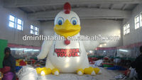 2013 outdoor advertising inflatable rooster