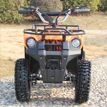 High Performance CE approval 500W adult electric atv 2 stoke air cooled