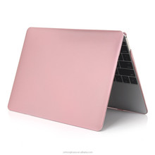 New for pro air retina 11 inch 12 inch 13 inch 15 ich metal coating 4 colors case for macbook