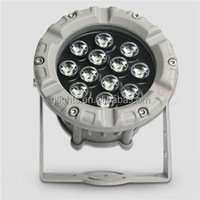Led Floodlight Round 12w High Power