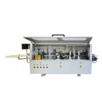 Automatic pvc edge banding woodworking machines