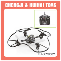 Super Radio Controlled model toy drone helicopter with 6 gyro