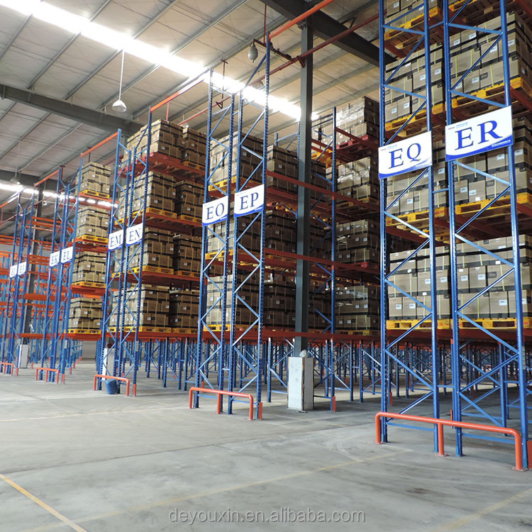 China factory price pallet rack from Guangdong Zhongshan for trade companies