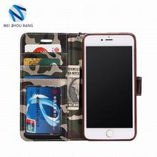 HOT selling flip TPU stand cover with card slot mobile phone accessories for iphone 5 5s case tpu
