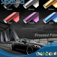 Self Adhesive Holographic Car Body Vinyl