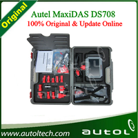 2015 Original Maxi DAS 708 DS 708 DS708 car diagnostic Scanner DAS708 Updated by internet