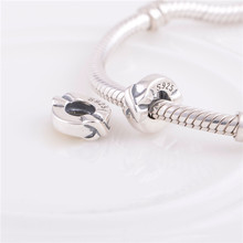 Hot Sale 925 Silver Charm Jewelry Glowing Charm