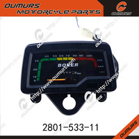 for BAJAJ BOXER CT 100 digital meter of motorcycle
