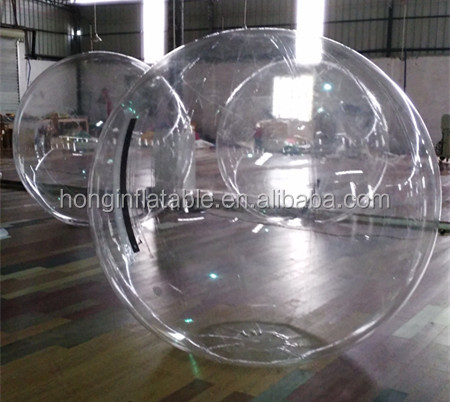 hot sale and high quality giant plastic ball, human plastic ball, walk in plastic ball