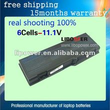 Hot repacement Laptop Battery for Dell Inspiron E1705 D6000 9200 9300 9400 D5318 U4873