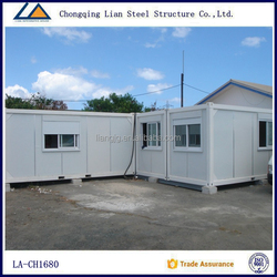 Beautiful Modular living container house for hotel