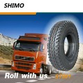 SHIMO ST901 china radial truck tyre price in india 12.00R24