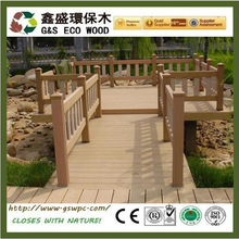 High Quality Easy Cleaning Outdoor Wpc Decking