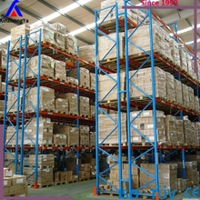 Multi-layer double deep warehouse storage racking for sale